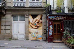 Visite Street Art - Quartier Gare